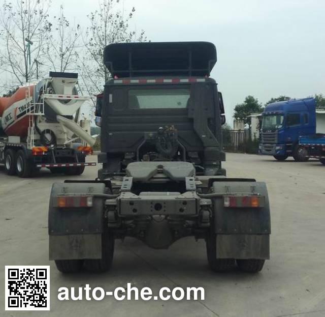 Sinotruk Hohan tractor unit ZZ4125H3613E1