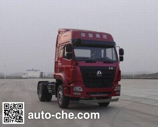 Sinotruk Hohan tractor unit ZZ4185M3613D1