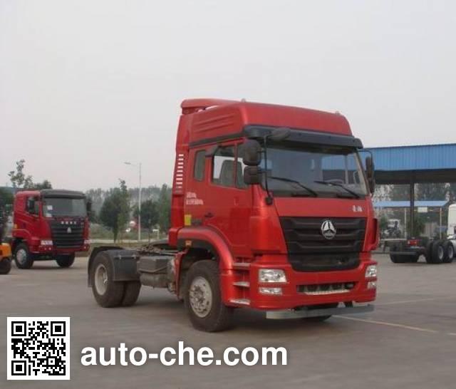 Sinotruk Hohan tractor unit ZZ4185M3613E1