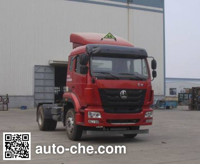 Sinotruk Hohan dangerous goods transport tractor unit ZZ4185N3613E1W