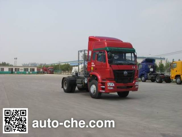 Sinotruk Hohan tractor unit ZZ4185N4216D1L