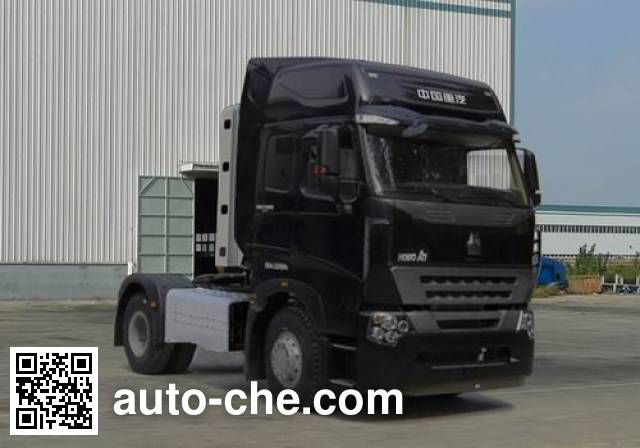 Sinotruk Howo tractor unit ZZ4187N3817Q1CB