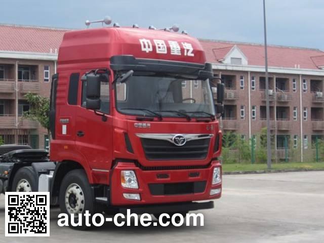 Homan natural gas tractor unit ZZ4188K10EL0