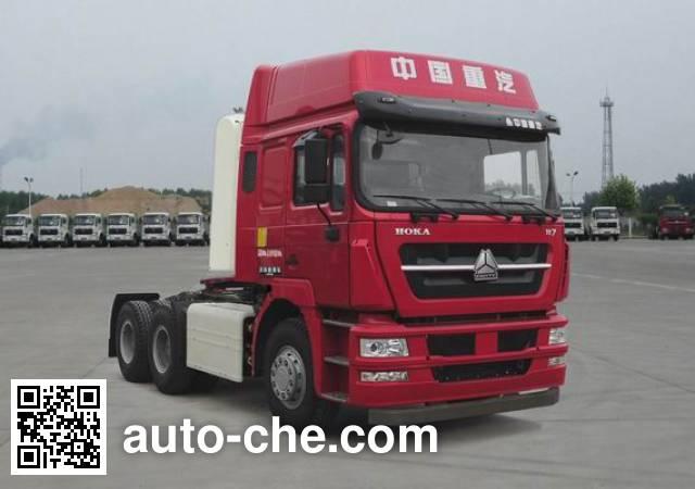 Sida Steyr tractor unit ZZ4253N3841E1C