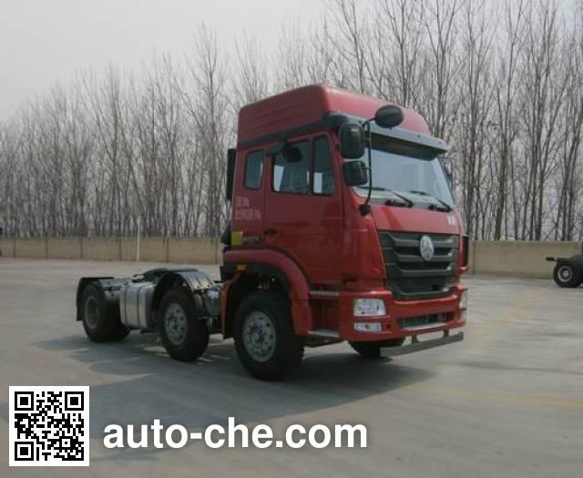 Sinotruk Hohan tractor unit ZZ4255N27C3E1