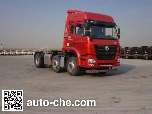 Sinotruk Hohan tractor unit ZZ4255N27C6D1H