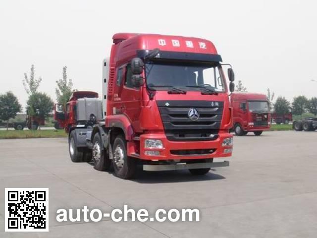 Sinotruk Hohan tractor unit ZZ4255N27C6E1C