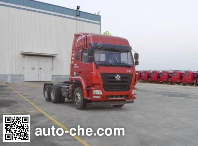 Sinotruk Hohan tractor unit ZZ4255N3243E1W