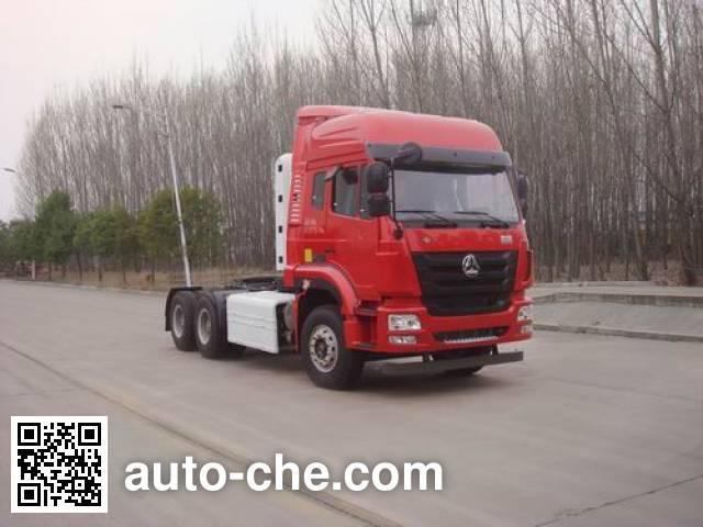 Sinotruk Hohan tractor unit ZZ4255N3846E1C