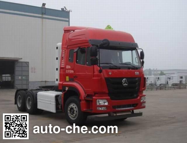 Sinotruk Hohan tractor unit ZZ4255N3846E1CB