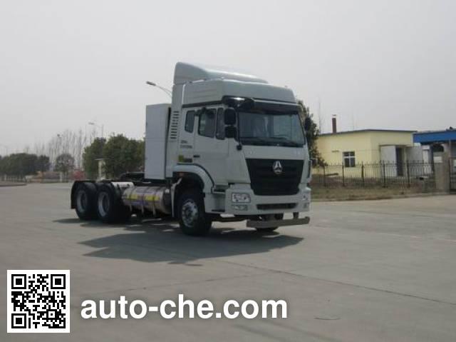 Sinotruk Hohan tractor unit ZZ4255N3846E1LB