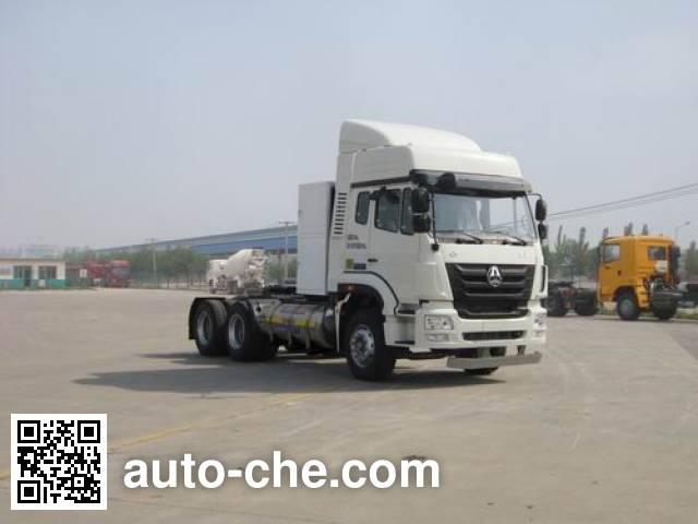 Sinotruk Hohan tractor unit ZZ4255N3846E1LH