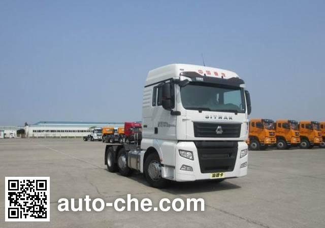 Sinotruk Sitrak tractor unit ZZ4256V26FHE1