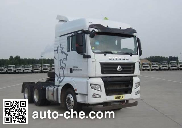 Sinotruk Sitrak tractor unit ZZ4256V323HE1W