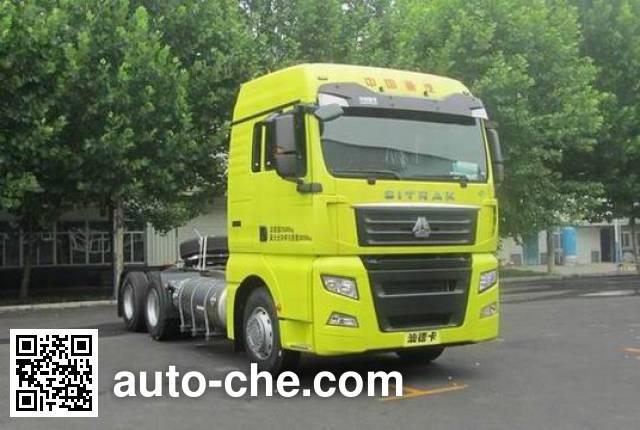 Sinotruk Sitrak tractor unit ZZ4256V383HE1L
