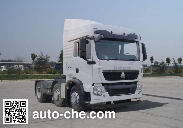Sinotruk Howo tractor unit ZZ4257M25CGD1