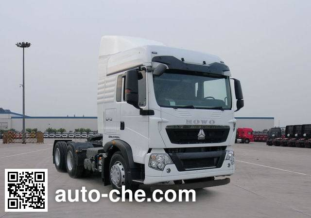 Sinotruk Howo tractor unit ZZ4257M324GD1