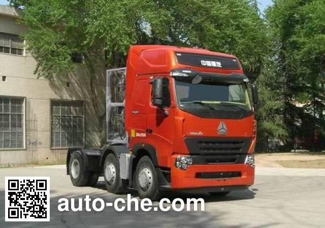 Sinotruk Howo tractor unit ZZ4257N25C7Q1L