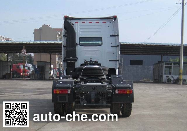 Sinotruk Howo tractor unit ZZ4257N27CWE1