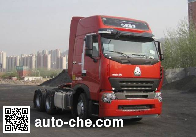 Sinotruk Howo tractor unit ZZ4257N3247P1M