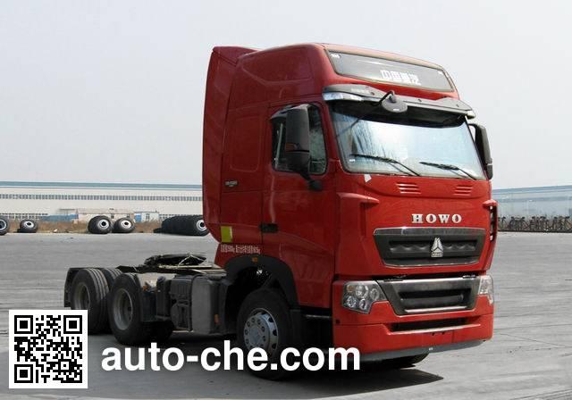 Sinotruk Howo tractor unit ZZ4257N324HD1B