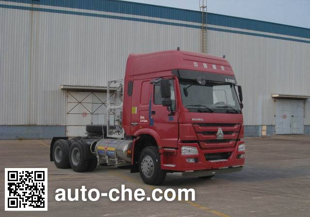 Sinotruk Howo tractor unit ZZ4257N3847E1LB