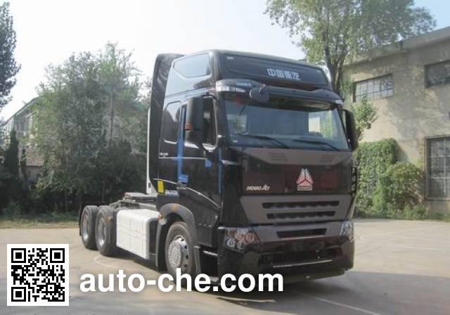 Sinotruk Howo tractor unit ZZ4257N3847Q1CB