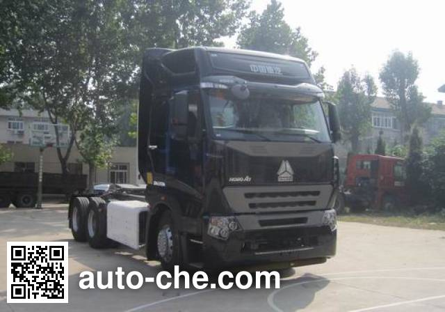 Sinotruk Howo tractor unit ZZ4257N3847Q1CH