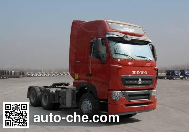 Sinotruk Howo tractor unit ZZ4257V323HD1