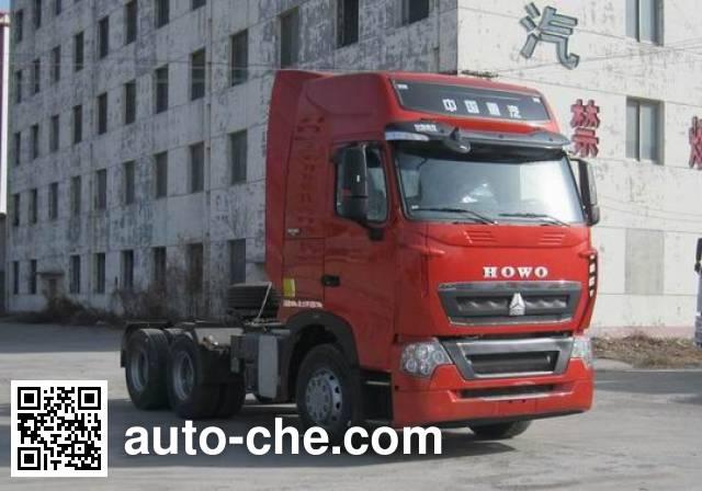 Sinotruk Howo tractor unit ZZ4257V323HD1K