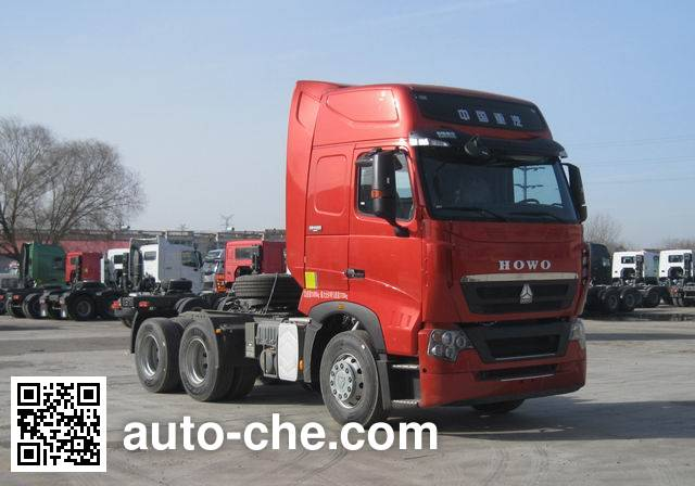 Sinotruk Howo tractor unit ZZ4257V323HE1K