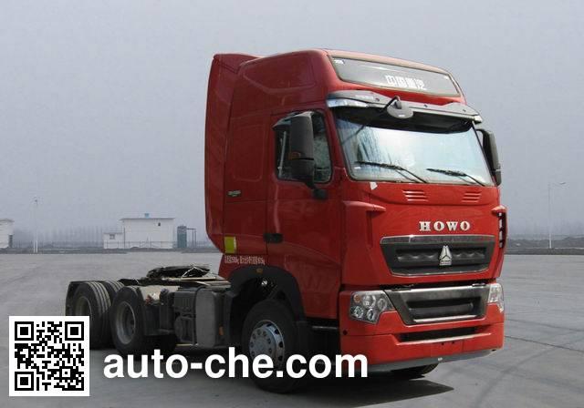 Sinotruk Howo tractor unit ZZ4257V324HD1H