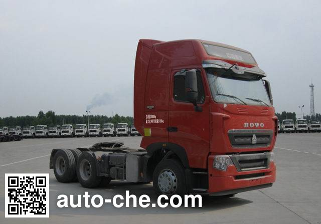 Sinotruk Howo tractor unit ZZ4257W323HE1