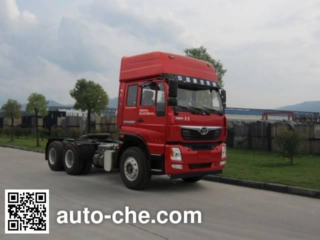 Homan tractor unit ZZ4258M40EB0