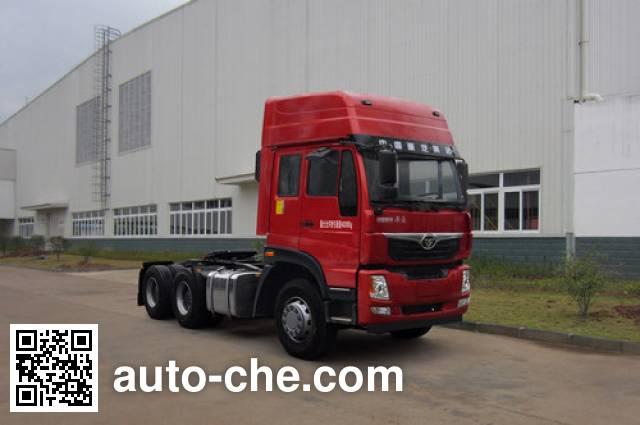 Homan tractor unit ZZ4258M40DB0