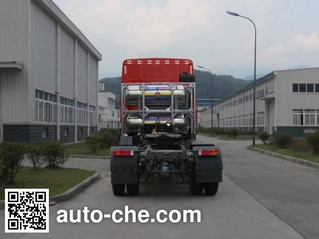 Homan natural gas tractor unit ZZ4258MC0EL0