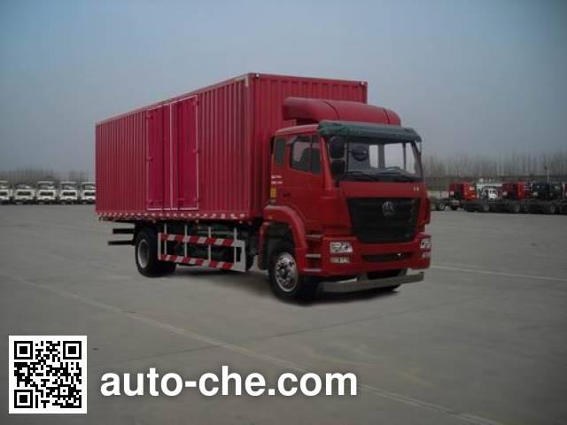 Sinotruk Hohan box van truck ZZ5165XXYM5213D1