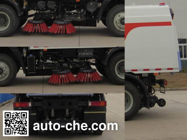 Homan street sweeper truck ZZ5168TSLG10DB0