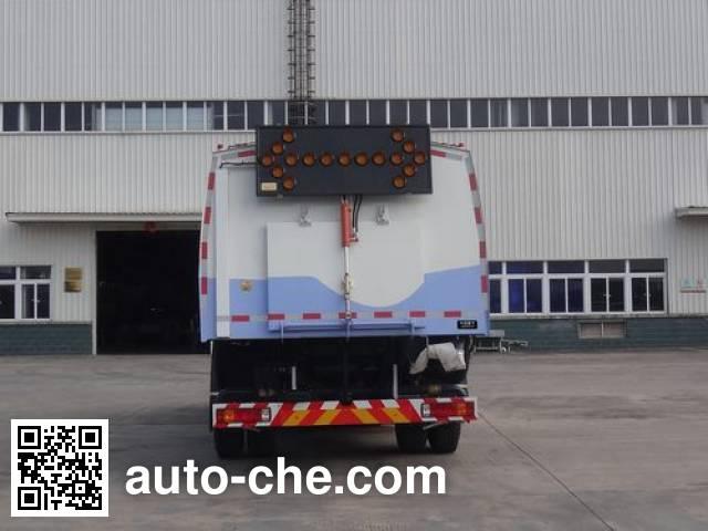 Homan street sweeper truck ZZ5168TXSG10DB0