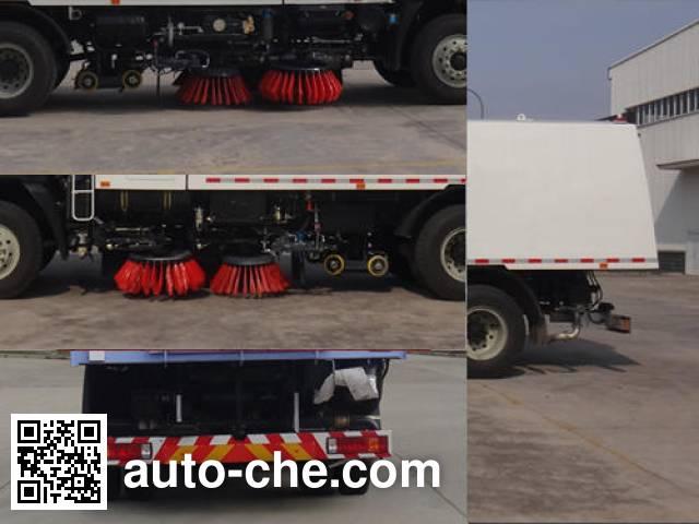 Homan street sweeper truck ZZ5168TXSG10EB0