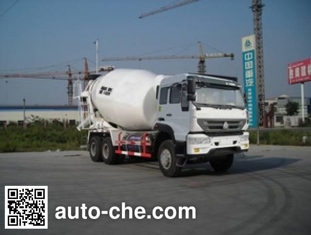 Sida Steyr concrete mixer truck ZZ5251GJBN3841D1L