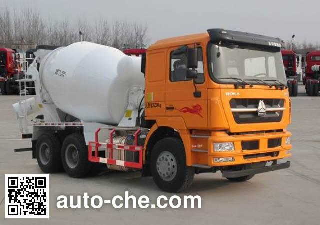 Sida Steyr concrete mixer truck ZZ5253GJBN4341D1