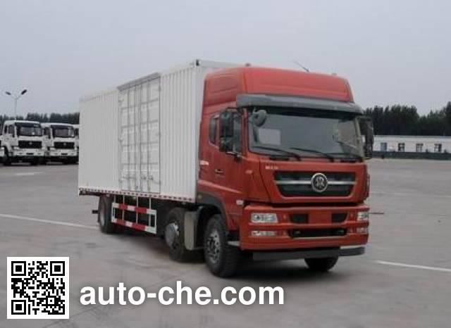Sida Steyr box van truck ZZ5253XXYM56CGD1