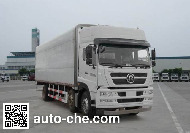 Sida Steyr wing van truck ZZ5253XYKM56CGE1
