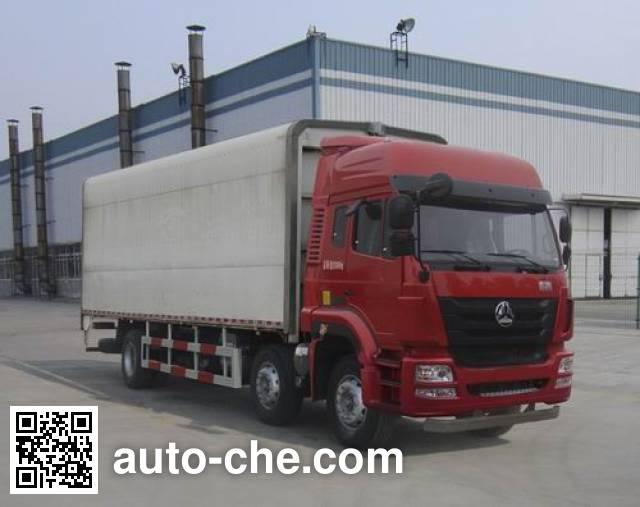 Sinotruk Hohan wing van truck ZZ5255XYKM56C3E1