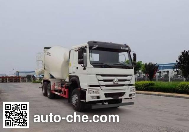 Sinotruk Howo concrete mixer truck ZZ5257GJBN4347D1