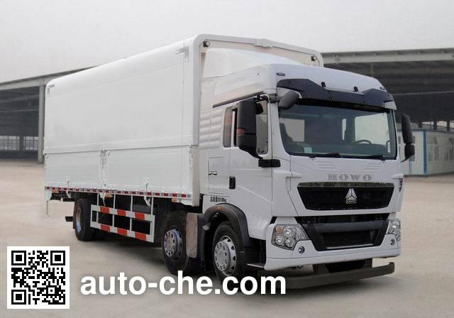 Sinotruk Howo wing van truck ZZ5257XYKK56CGD1