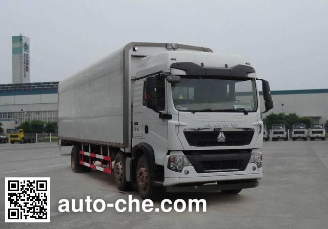 Sinotruk Howo wing van truck ZZ5257XYKK56CGD1H