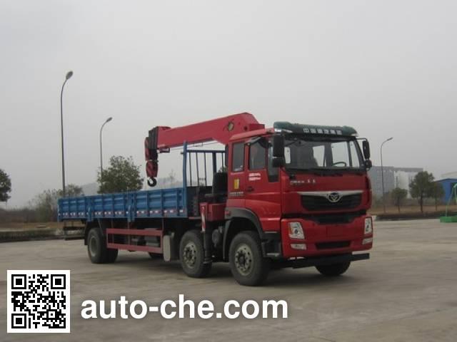 Homan truck mounted loader crane ZZ5258JSQKC0DB0