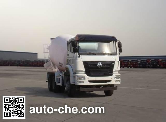 Sinotruk Hohan concrete mixer truck ZZ5265GJBK3243D1K